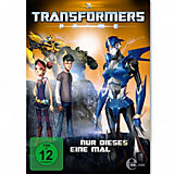 DVD Transformers 03 - Nur dieses eine Mal