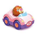 Развивающая игрушка «Нажми, и поедет» Медвежонок Bright Starts
