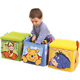 Faltboxen Winnie the Pooh, 3tlg.