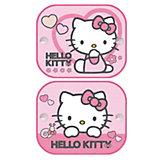 Sonnenschutz für Seitenscheibe, Hello Kitty, 2er Pack