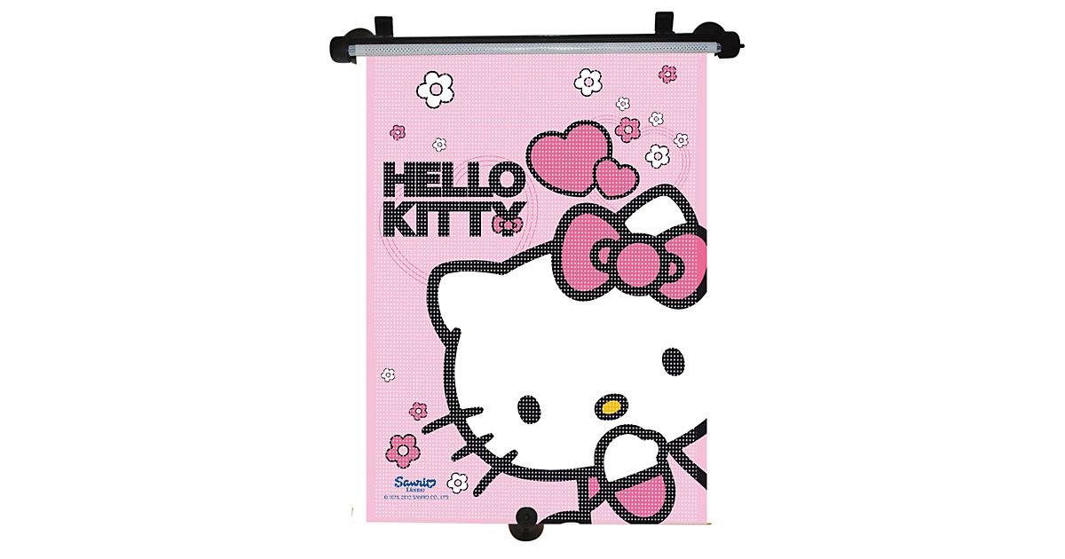 Sonnenrollo, Hello Kitty pink
