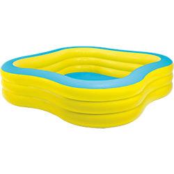 """Детский надувной бассейн """"Семейный"""", Intex"""