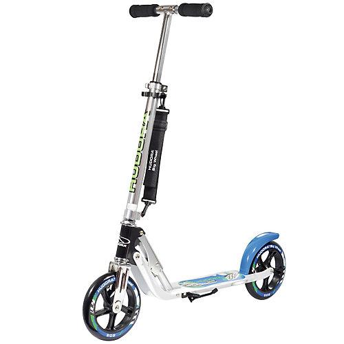 Scooter Big Wheel 205 mm blau/schwarz