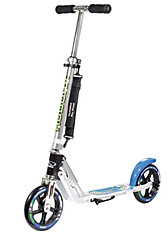Scooter Big Wheel 205 mm, blau/schwarz