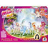 Mia and Me Centopias Einhörner Puzzle 100 Teile