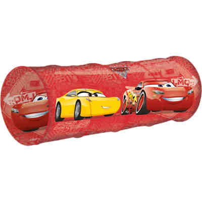 Pop Up Spieltunnel Cars