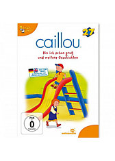 DVD Caillou 27 - Bin ich schon groß und andere Geschichten