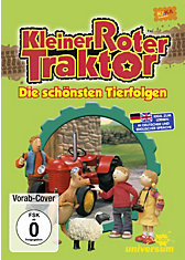 DVD Kleiner Roter Traktor - Die schönsten Tierfolgen
