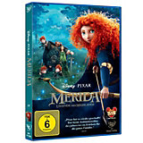 DVD Merida - Legende der Highlands