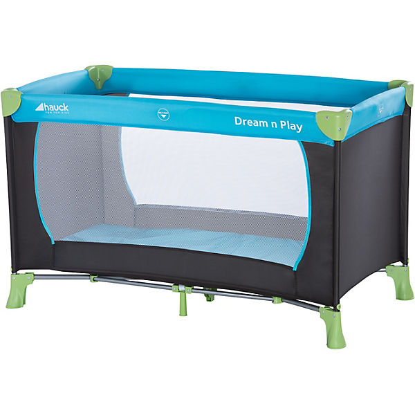 Reisebett Dream'n Play, waterblue