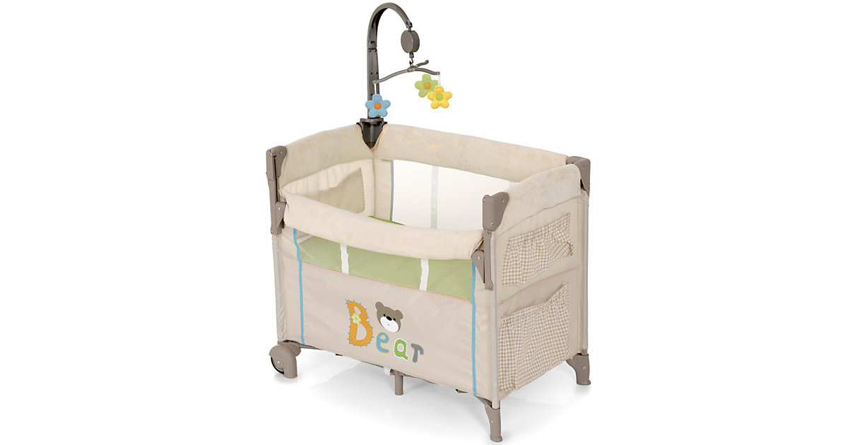 Beistellbett Dream´n Care Center, bear beige
