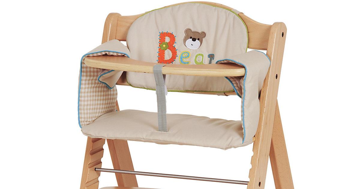 Sitzverkleinerer Comfort Treppenhochstühle, bear beige Kinder