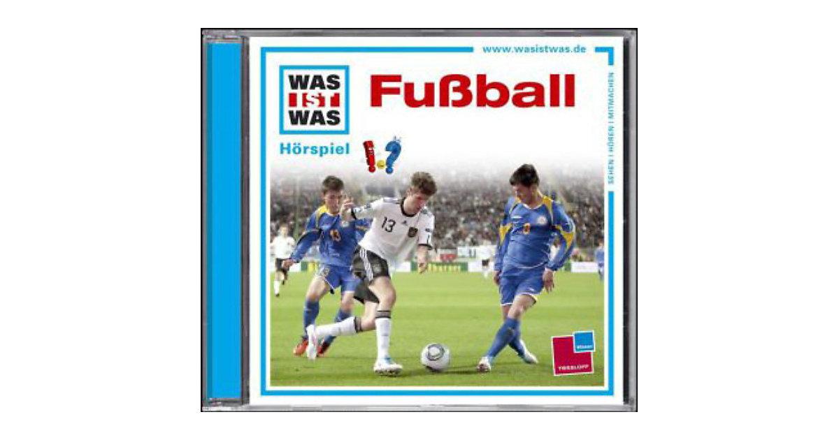 WAS IST WAS Hörspiele: Fussball, Audio-CD