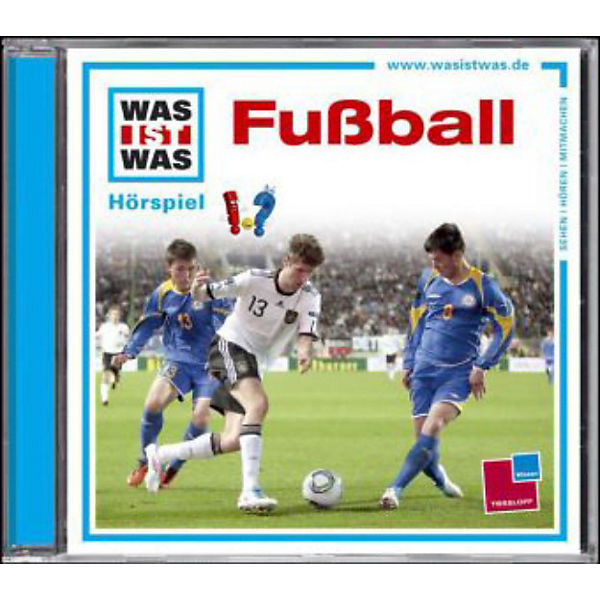 was ist was h rspiele fussball audio cd matthias falk. Black Bedroom Furniture Sets. Home Design Ideas