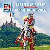 WAS IST WAS Hörspiele: Ritter / Burgen, 1 Audio-CD