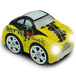 KidzTech Радиоуправляемая мини машинка желтого цвета