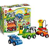 LEGO 10552 DUPLO: Fahrzeug-Kreativset