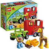 LEGO 10550 DUPLO: Zirkustransporter