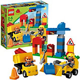 LEGO DUPLO 10518: Моя первая стройплощадка