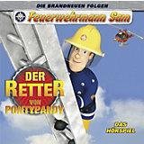 CD Feuerwehrmann Sam - Der Retter von Pontypandy Hörspiel (Staffel 7 Teil 4)