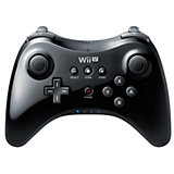 Wii U Classic Controller Pro, schwarz (Wii kompatibel)
