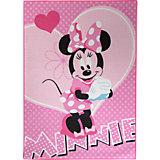 Kinderteppich Minnie Mouse, Herz, 95 x 133 cm