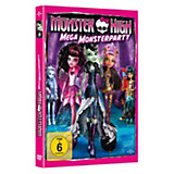 DVD Monster High - Mega Monsterparty