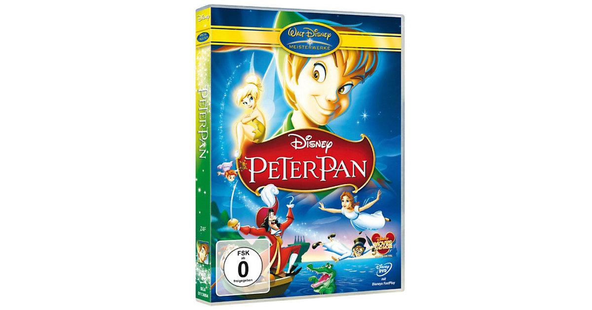 DVD Disney´s Peter Pan (Special Edition)
