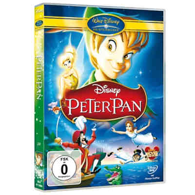 DVD Disney's Peter Pan (Special Edition)