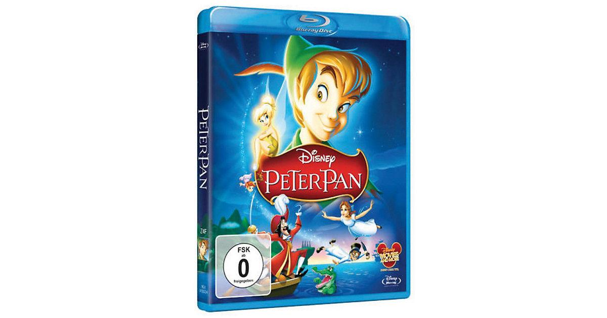 BLU-RAY Disney´s Peter Pan
