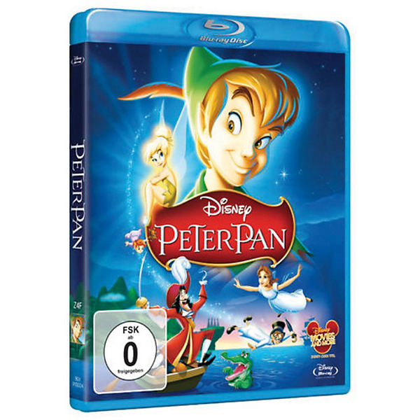 BLU-RAY Disney's Peter Pan