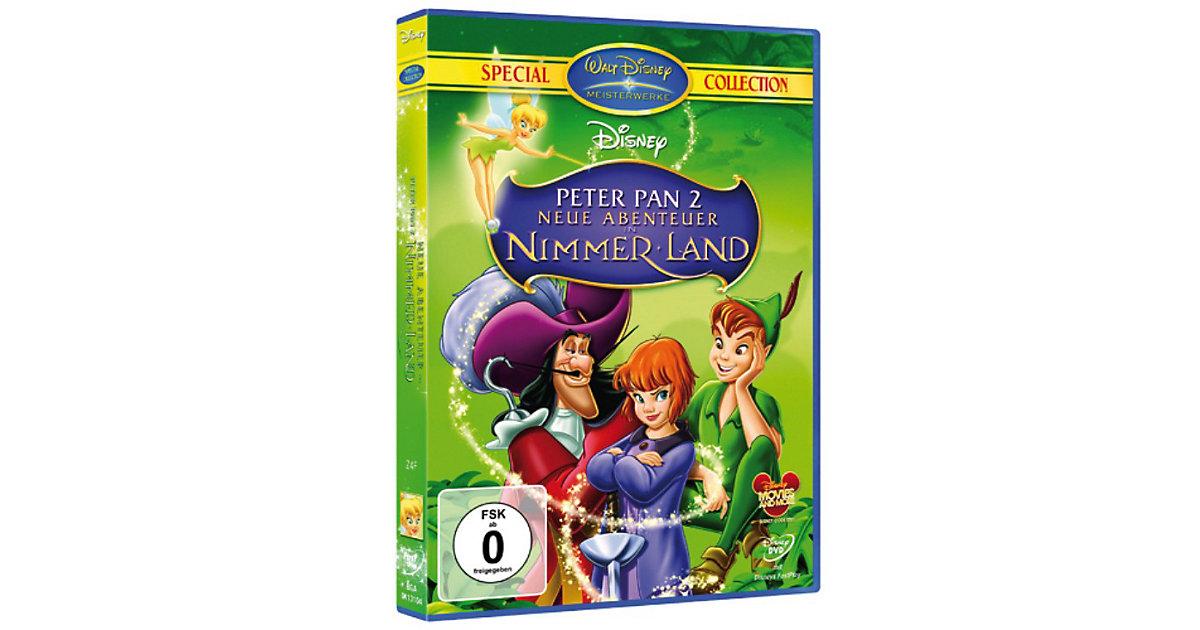 DVD Disney´s Peter Pan 2 - Neue Abenteuer in Nimmerland