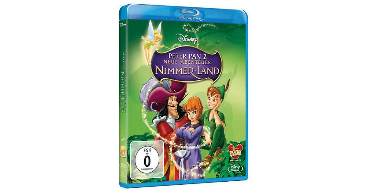 BLU-RAY Disney´s Peter Pan 2 - Neue Abenteuer in Nimmerland