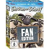 DVD Shaun das Schaf - Fan Edition (Staffel 1 & 2, 4 DVDs)