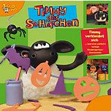CD Timmy das Schäfchen Geschichtenzeit 5 - Timmy verkleidet sich