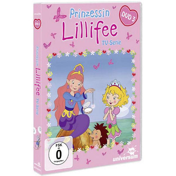 Dvd prinzessin lillifee 3 tv serie prinzessin lillifee - Lillifee kinderzimmer ...