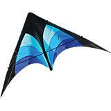 Drachen Delta Stunt blau