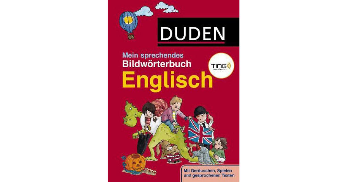Buch - TING Duden: Mein sprechendes Bildwörterbuch Englisch