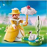 PLAYMOBIL  5410 Экстра-набор: Принцесса с прудом