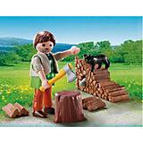 PLAYMOBIL 5412 Дополнение: Лесоруб
