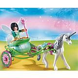 PLAYMOBIL® 5446 Einhornkutsche mit Schmetterlingsfee