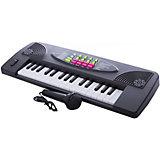 DoReMi Синтезатор с микрофоном, 32 клавиши