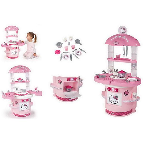 Hello Kitty Моя первая кухня