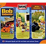 CD Bob der Baumeister 3er Box - Bobs Bau-Box