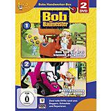 DVD Bob der Baumeister - Handwerkerbox (2 DVDs)