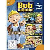 DVD Bob der Baumeister - 15 Geschichten auf 3 DVDs
