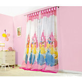Gardinen Set Disney Princess, je 140 x 250 cm (2 Schals)