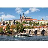 """Пазлы """"Прага, Чехия"""", 1000 деталей, Castorland"""