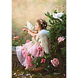 """Пазлы """"Поцелуй ангела"""", 1000 деталей, Castorland"""