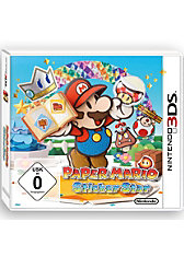 3DS Paper Mario - Sticker Star